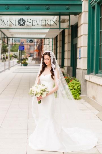 Ornate Jewish Ballroom Wedding with the Brides Grandmothers Wedding Dress – Danielle Harris Photography 17