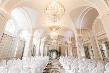 Ornate Jewish Ballroom Wedding with the Brides Grandmothers Wedding Dress – Danielle Harris Photography 4