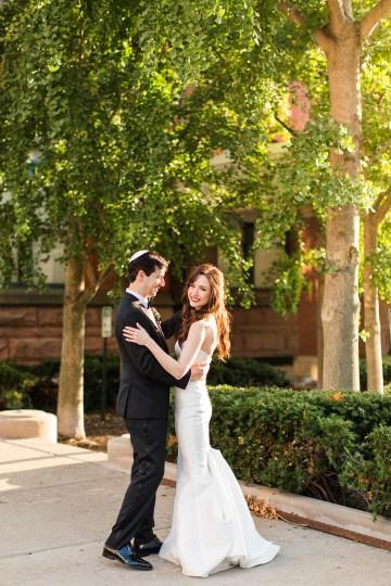Ornate Jewish Ballroom Wedding with the Brides Grandmothers Wedding Dress – Danielle Harris Photography 68