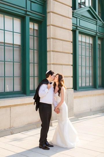 Ornate Jewish Ballroom Wedding with the Brides Grandmothers Wedding Dress – Danielle Harris Photography 72