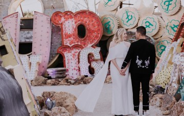 What Happens When Australian Streetwear Designers Elope In The Deserts Of Vegas