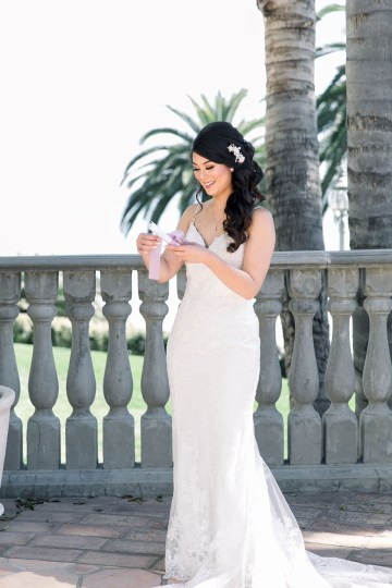 Lush Lavender Bel Air LA Wedding – Hanh Nguyen 11