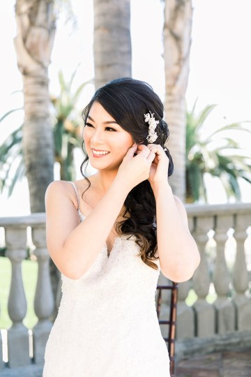 Lush Lavender Bel Air LA Wedding – Hanh Nguyen 8