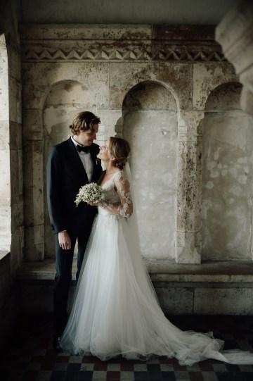 Practically Royal Classic Budapest Cathedral Wedding – Julian Gyula Zacsfalvi 26