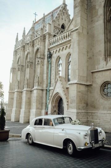 Practically Royal Classic Budapest Cathedral Wedding – Julian Gyula Zacsfalvi 29