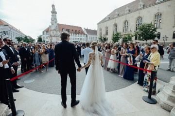 Practically Royal Classic Budapest Cathedral Wedding – Julian Gyula Zacsfalvi 6