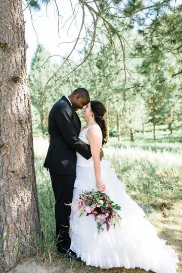Whimsical Forest Lodge Congolese American Wedding – Honeybee Weddings 32