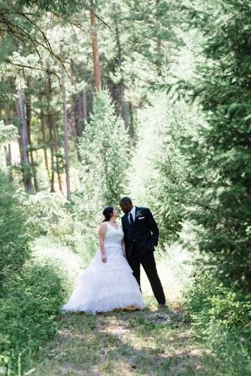 Whimsical Forest Lodge Congolese American Wedding – Honeybee Weddings 33