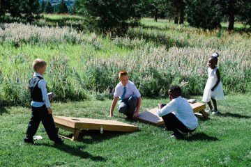 Whimsical Forest Lodge Congolese American Wedding – Honeybee Weddings 41
