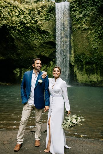 Breathtaking Bali Waterfall Elopement – Vladimir Borodenok 30