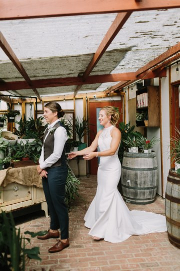 Eclectic San Diego Garden Wedding – Barrels and Branches – Lets Frolic Together 10