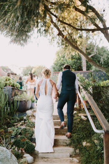 Eclectic San Diego Garden Wedding – Barrels and Branches – Lets Frolic Together 35