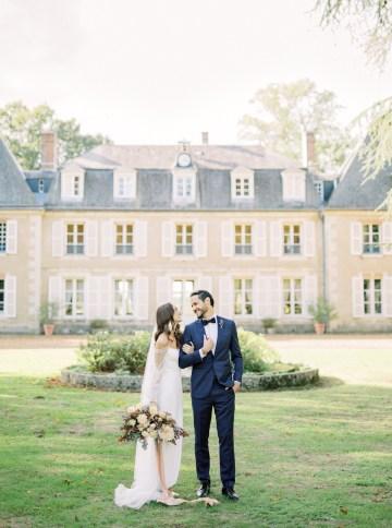Gorgeous French Chateau de Bouthonvilliers Wedding Inspiration – Wike Zijlstra Photography 34