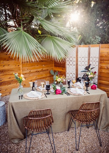 How to Decorate A Tropical Wedding for Your Home or Backyard – Light and Space – Bright Bird Photography 35