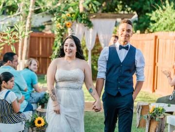 Intimate Summer Cottage Wedding – Rachel Ann Media 35
