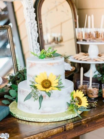 Intimate Summer Cottage Wedding – Rachel Ann Media 8