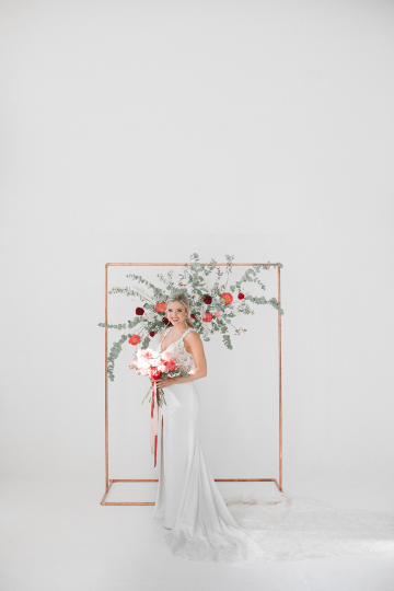 Bold Red Wedding Inspiration – Shannon O Neil Photography 31