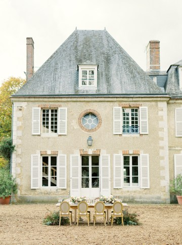 Gorgeous French Chateau de Bouthonvilliers Wedding Inspiration – Wike Zijlstra Photography 51