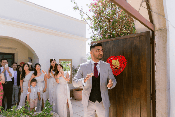 Portugal Destination Wedding with Chinese Traditions – Portugal Wedding Photographer 1