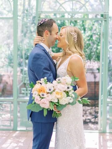 Pretty Denver Botanic Gardens Wedding – Decorus Fine Art Photography 18