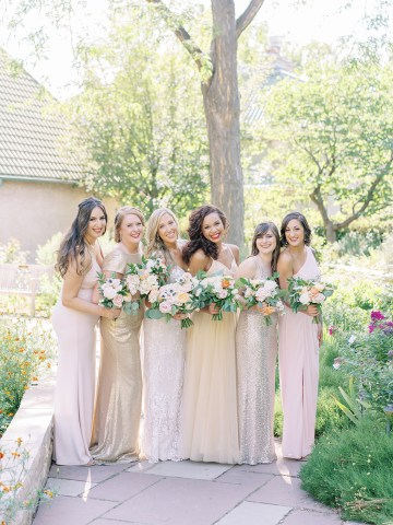 Pretty Denver Botanic Gardens Wedding – Decorus Fine Art Photography 3