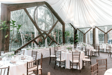 Rustic and Ethereal Calamigos Forest Wedding – Tracy Rinehart 5