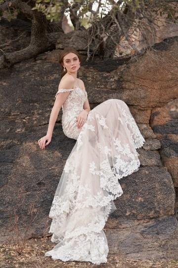 Wedding Postponement Guide – Gorgeous Allure Bridals Wedding Dresses for Your Bridal Photoshoot – 9751-AD1