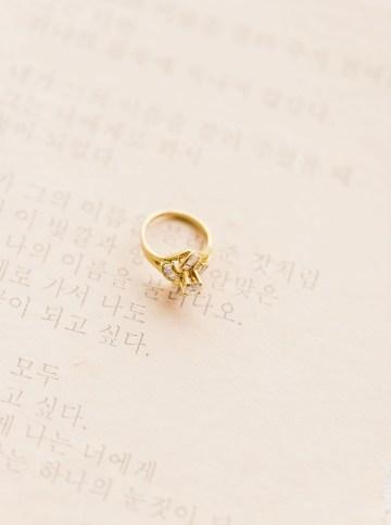 Modern Korean Wedding Inspiration – lilelements – Anadena Photography 46