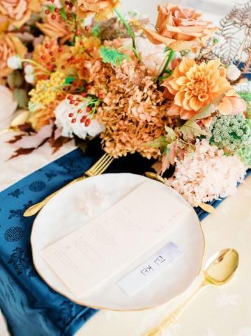 Modern Korean Wedding Inspiration – lilelements – Anadena Photography 70