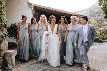Stunning Rustic Mallorca Destination Wedding – Paco and Aga Photography 46
