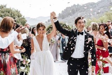 Stunning Rustic Mallorca Destination Wedding – Paco and Aga Photography 54