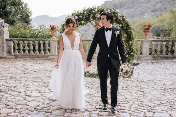 Stunning Rustic Mallorca Destination Wedding – Paco and Aga Photography 60