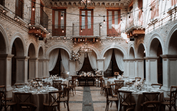 Rustic Spanish Charm Wedding At Hacienda Sarria