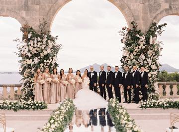 Lavish and Luxurious Mallorca Destination Wedding – Eric Kelley Photography – Galia Lahav 30