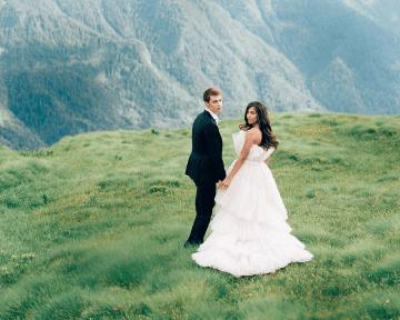 Enchanting Italian Alps Wedding Inspiration – Svetlana Cozlitina 3
