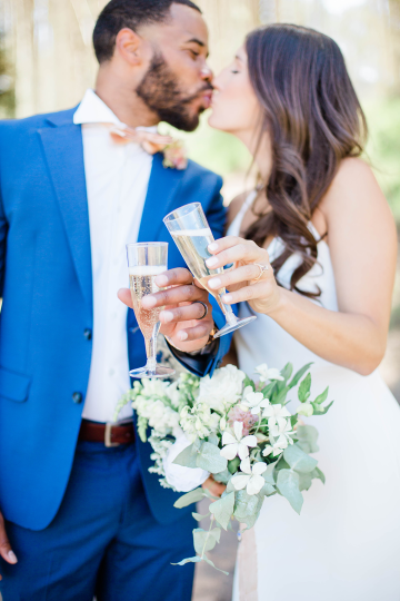 Intimate Enchanting Forest Elopement in Park City Utah – Gabriella Santos Photography 27