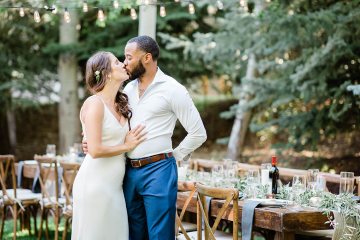 Intimate Enchanting Forest Elopement in Park City Utah – Gabriella Santos Photography 4
