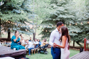 Intimate Enchanting Forest Elopement in Park City Utah – Gabriella Santos Photography 5