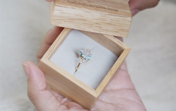 Joy Roze Fine Jewelry Designs Dazzling Natural Engagement Rings That Are So Unique