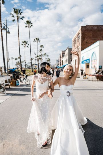 EandW Couture 2021 Summer Haze California Wedding Dress Collection for the Fun Cool Bride – Bridal Musings 13