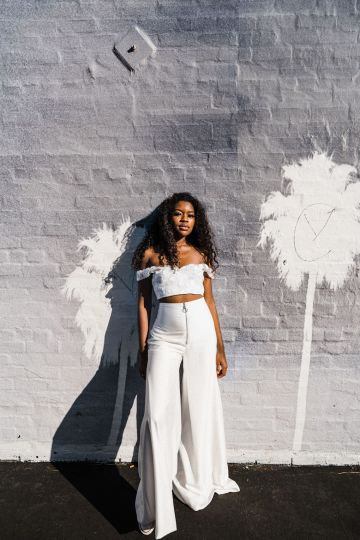 EandW Couture 2021 Summer Haze California Wedding Dress Collection for the Fun Cool Bride – Bridal Musings 41