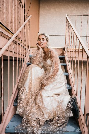 EandW Couture 2021 Summer Haze California Wedding Dress Collection for the Fun Cool Bride – Bridal Musings 71