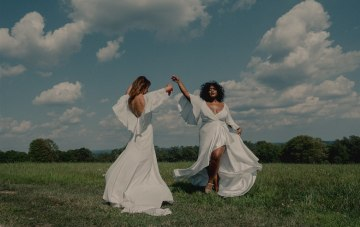 The Inclusive & Sustainable Loulette Bride Wedding Dress Collection