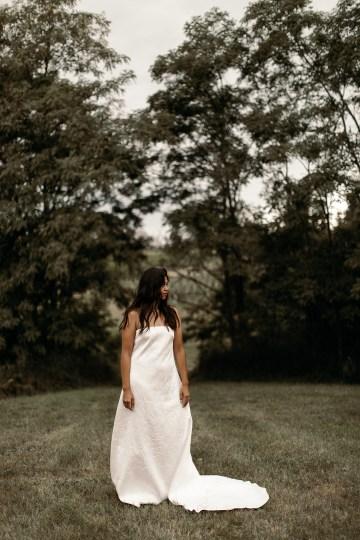 Modern and Fashion Forward 2021 Wedding Dresses by The LAW Bridal – Alex