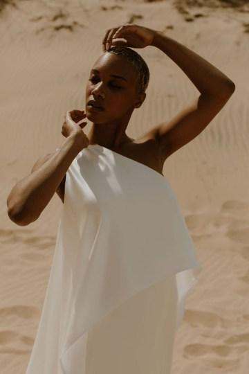Modern and Fashion Forward 2021 Wedding Dresses by The LAW Bridal – Anderson 2