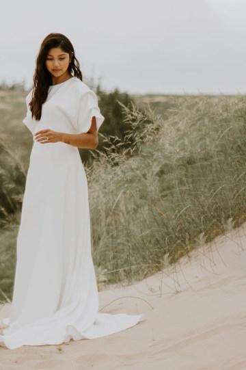 Modern and Fashion Forward 2021 Wedding Dresses by The LAW Bridal – Blake Full