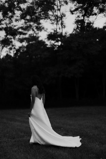Modern and Fashion Forward 2021 Wedding Dresses by The LAW Bridal – Bridal Musings – Alex Back