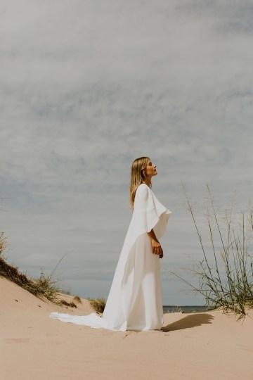 Modern and Fashion Forward 2021 Wedding Dresses by The LAW Bridal – Cameron