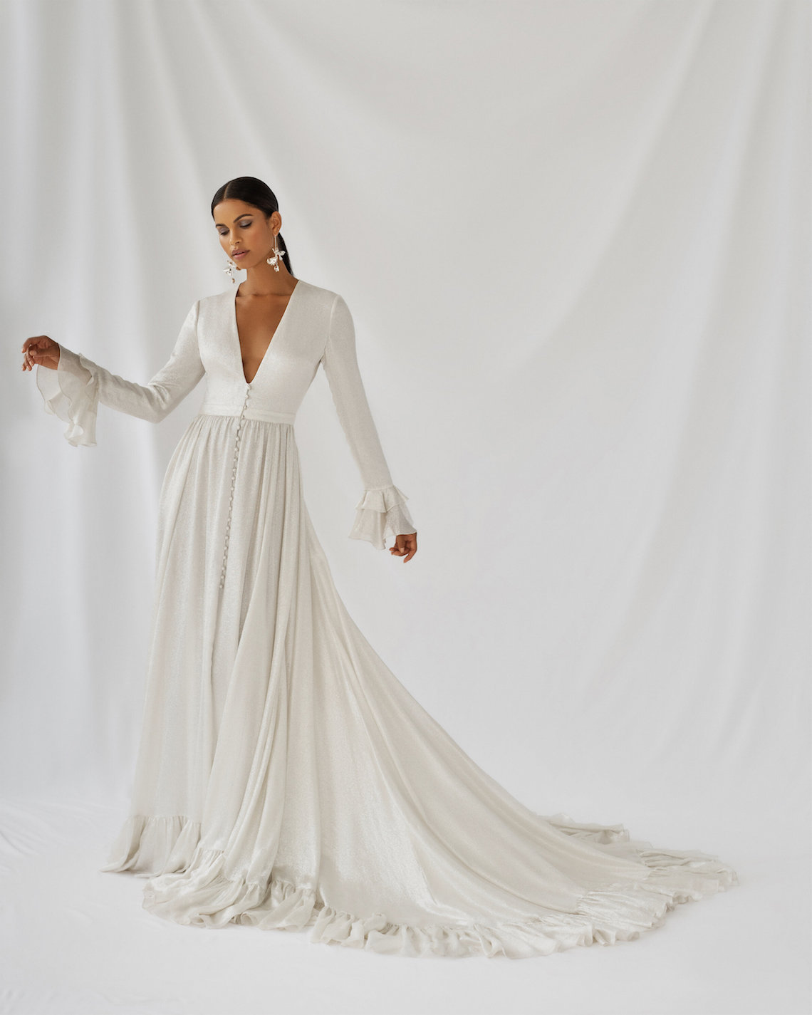 The 18 Best Wedding Dresses from 18 Bridal Fashion Week