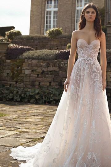 Stunning New 2021 Gala X Wedding Dresses by Galia Lahav – Bridal Musings – G-505-F